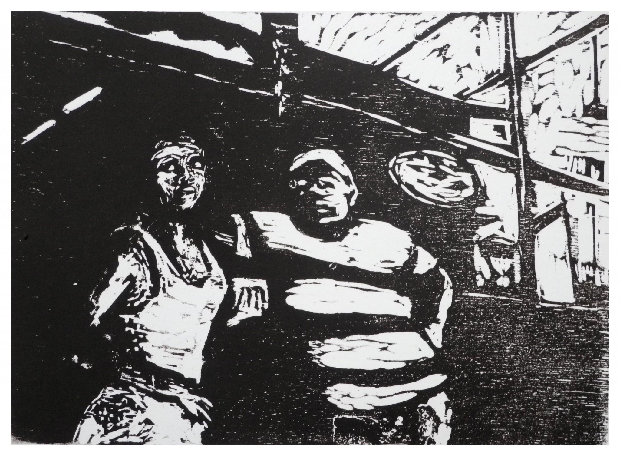 Havana Central, livre d'artiste, 9 exemplaires, 2017